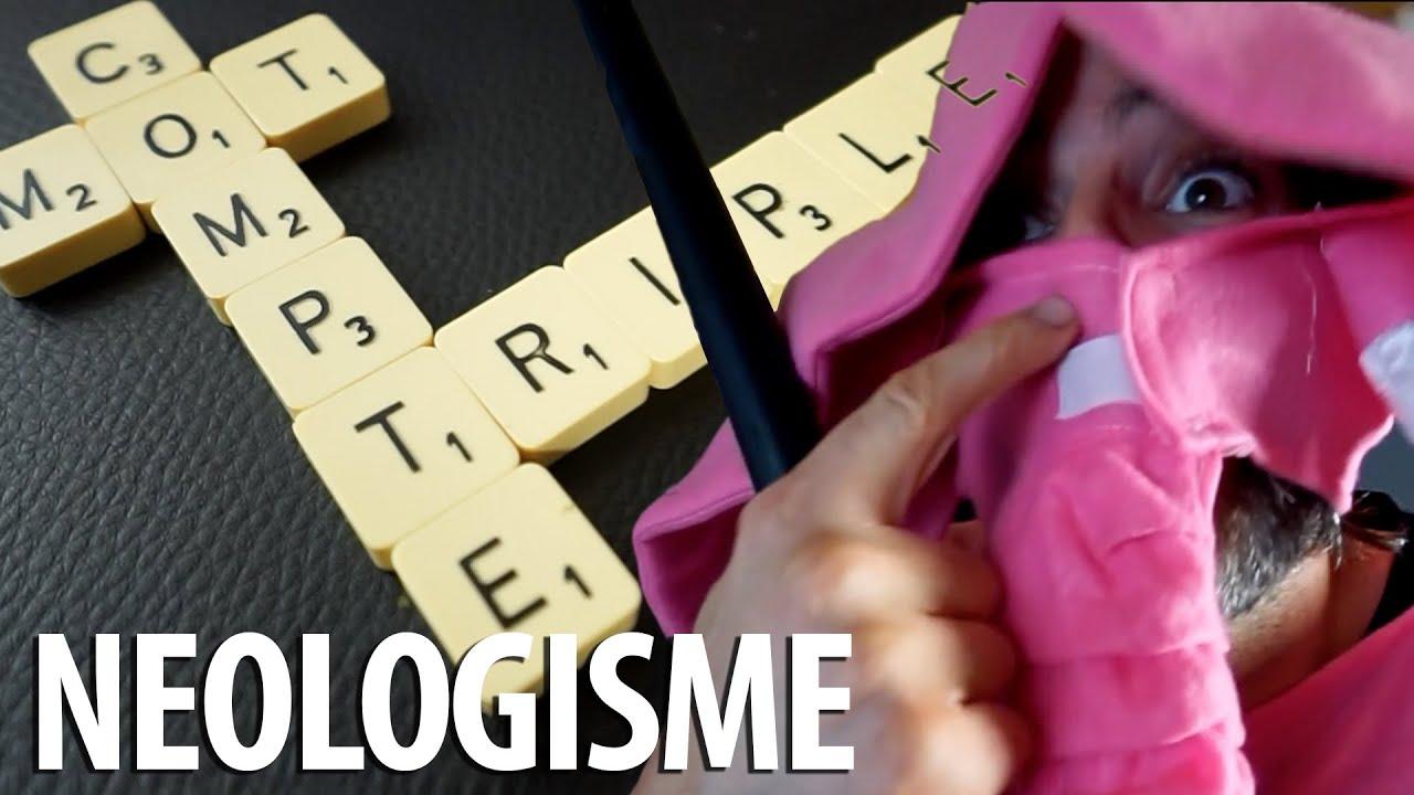 Néologisme – Mot Compte Triple
