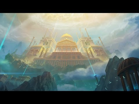 Mount Olympus: The Great Palace Of The Gods - Greek Mythology Explained