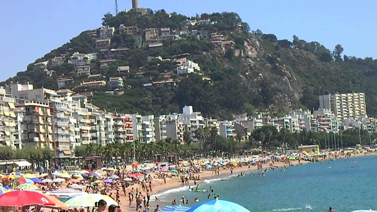 Hotel Horitzo Blanes, Tossa de Mar - YouTube