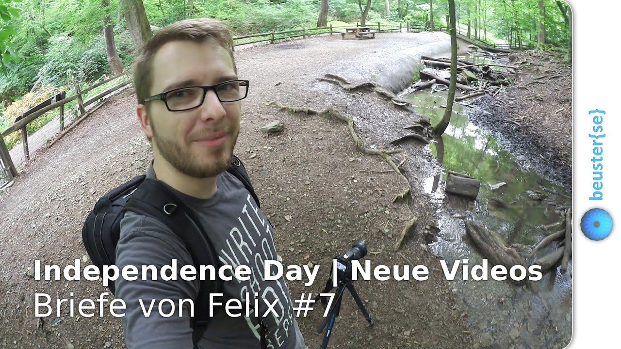 Briefe Von Felix Download : Independence day neue videos briefe von felix youtube