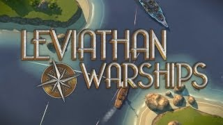 Leviathan: Warships - iPad/iPad Mini/iPad 2/New iPad - HD (Campaign) Gameplay Trailer
