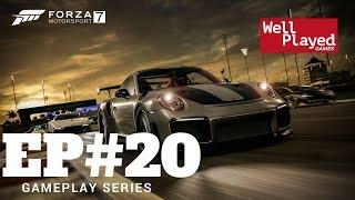 Forza Motorsport 7 Ep20 Those Pylons!!!
