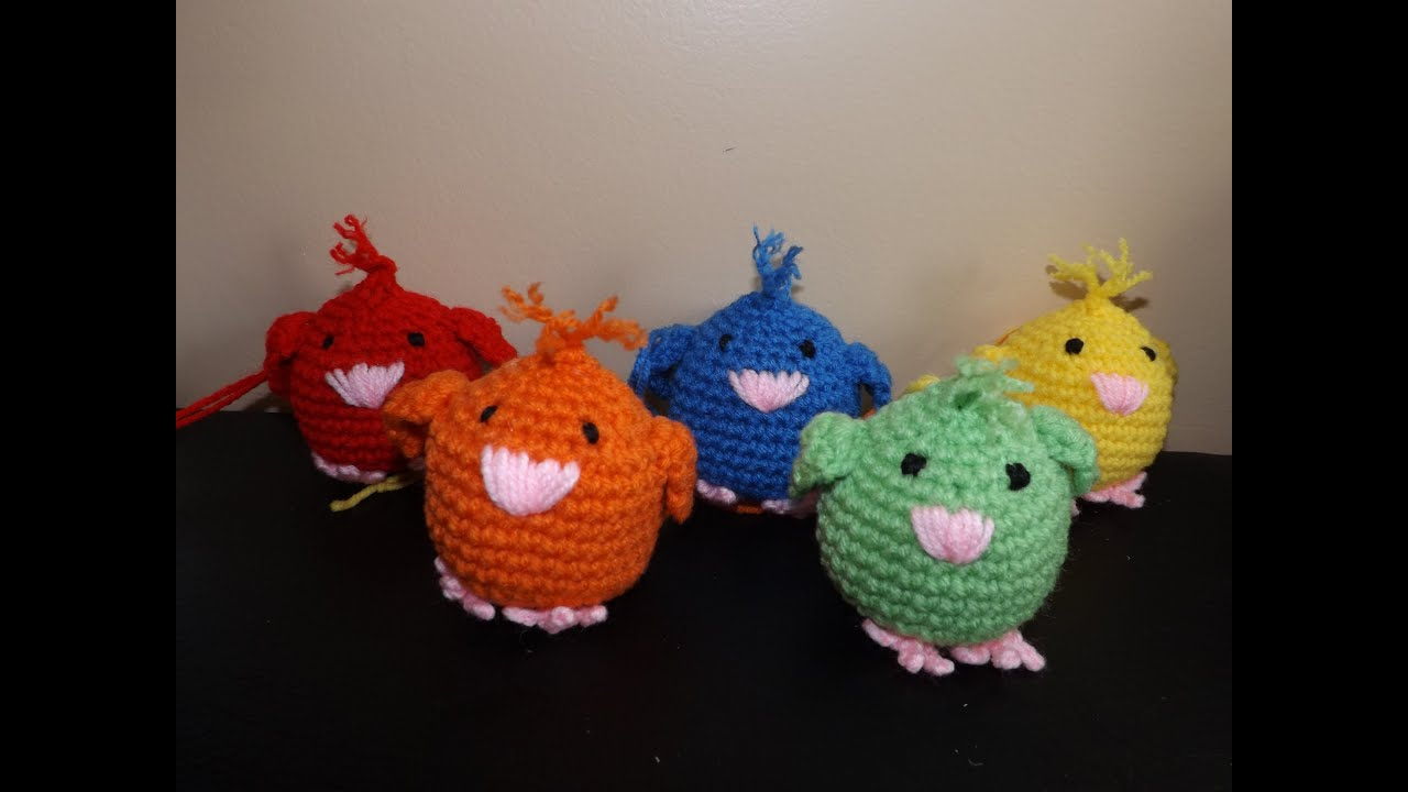 Crochet Ruby Stedman