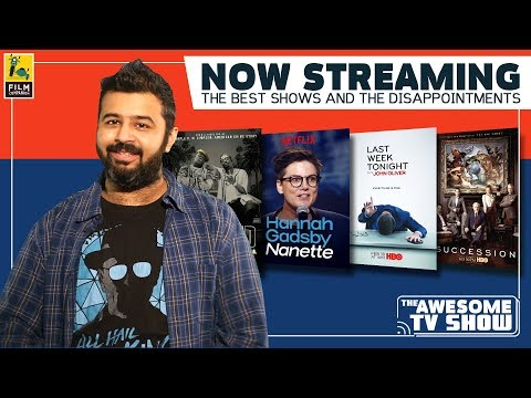NOW STREAMING on Netflix, Amazon Prime &  Hotstar  June  The Awesome TV   Film Companion