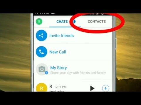 How To Solve Imo Contact Problem And Not Showing Problem