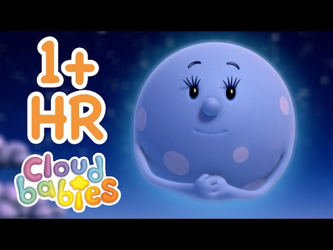 Cloudbabies - Full Moon | 60+ minutes | Bedtime Stories for Kids