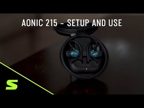 AONIC 215 How To Setup And Use