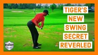 Tiger's New Swing Secret Revealed