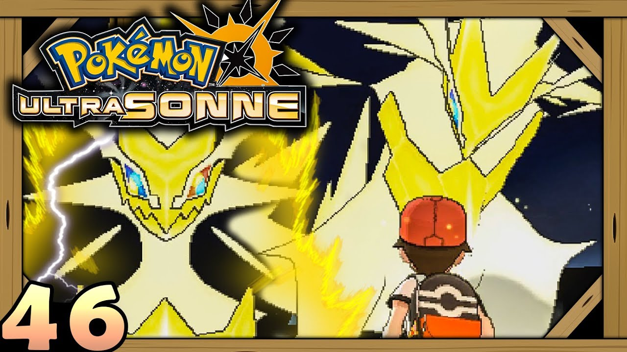 Ultra Necrozma Zerstört Mein Team Let S Play Pokémon Ultrasonne 47