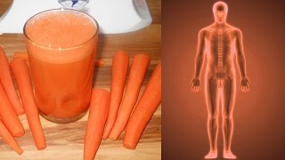 10 Amazing Health Benefits Of Carrots | Natural Cures
