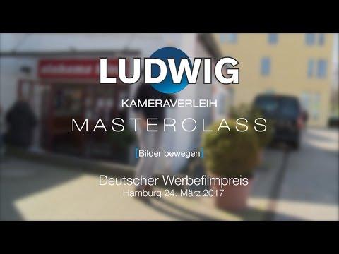 Ludwig Kameraverleih - Masterclass DWP 2017