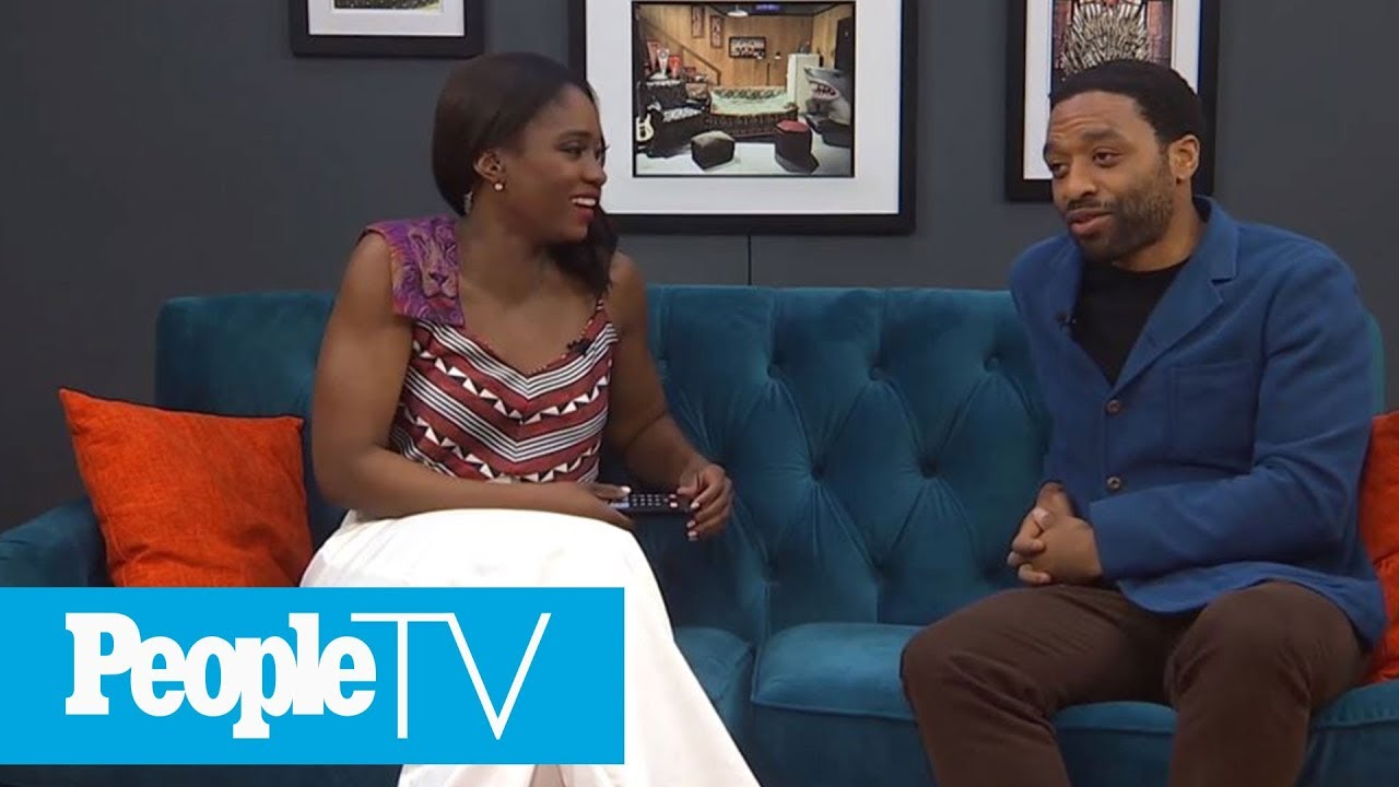 Chiwetel Ejiofor's On His Inspiration In 'Dirty Pretty Things' | PeopleTV