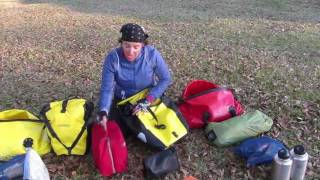 The UNtour: Packing for a Bicycle Tour