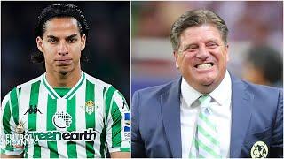 CONTUNDENTE Miguel Herrera cree que Diego Lainez se equivocó al irse a Europa | Futbol Picante