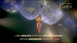 voice-over Corteo (spannend, zwoel)