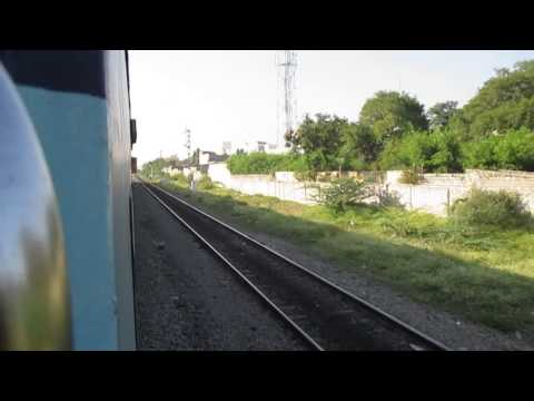 The Big Journey! Chennai-Mumbai! On board 12164.