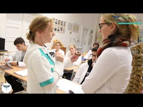 Comenius University in Bratislava - Study medicine abroad in English