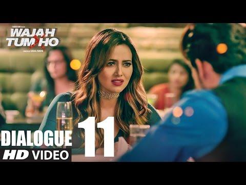 Wajah Tum Ho:Dialogue PROMO 11 | Sana, Sharman, Gurmeet | Vishal Pandya