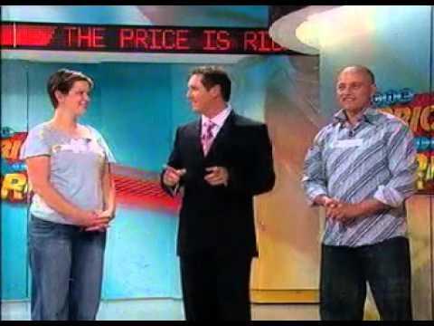 The Price is Right Australia - JOANNES MEGA SHOWCASE WIN!!