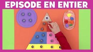 Art Attack - Pyramide des aliments - Disney Junior - VF