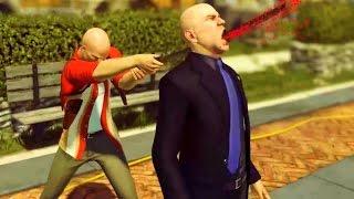 hitman funny brutal kills montage 3   sapienza