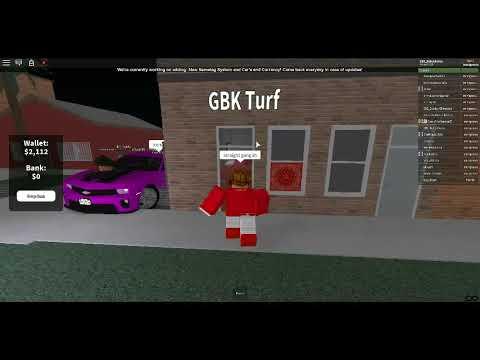 Gbk Gang In The Hood Youtube