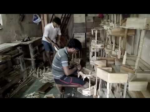 HOW TO MAKE WOODEN TEMPLE |Short Film 2016 | Yes Foundation |