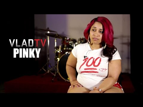 Pinky: I'm Bigger Than The Industry; It's About More Than Just Money