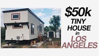 Beautiful Modern Tiny House In Los Angeles | Jamie Kate