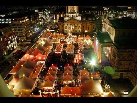 Germany, Berlin City, Vorweihnachtszeit (Christmas season) HD 1080P