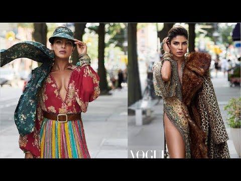 Priyanka Chopra Looks HOT For Latest Photoshoot For Vogue 2019 Mp3