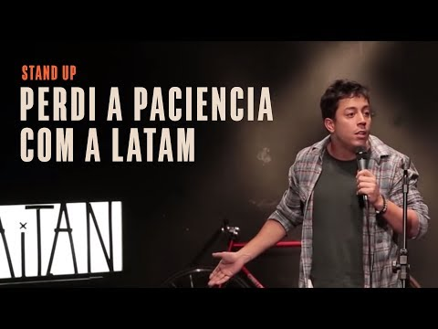 Renato Albani - O dia que a Latam acabou com a minha paciência