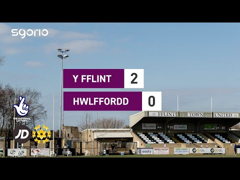 Flint Haverfordwest Goals And Highlights