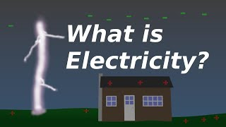 What is Electricity: AC v DC, Electrostatic, Lightning, Arcs, Sparks