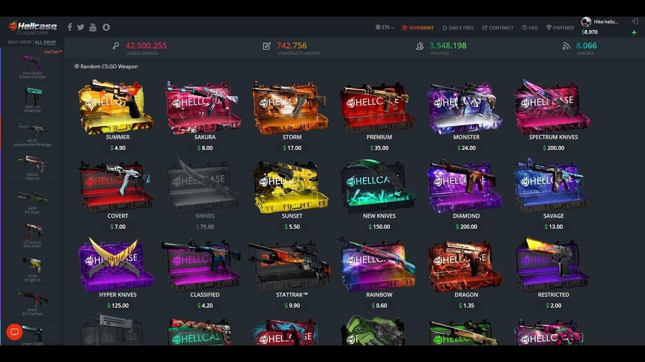 Hellcase.Com Promo Code