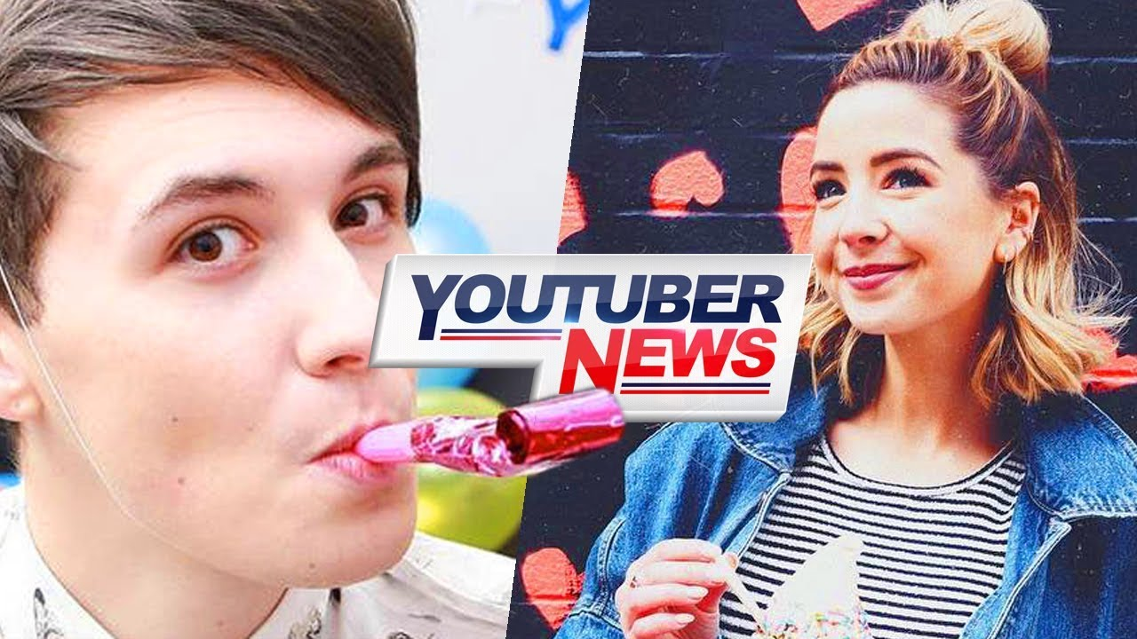 Daniels Birthday Fundraiser Hackers Delete Despacito And More Youtuber News