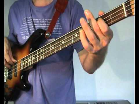 Sniff 'n' The Tears - Driver's Seat - Bass Cover