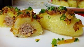 Цеппелины, цыганка готовит. Gipsy cuisine.🍲👍