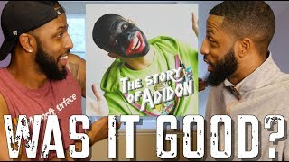 "PUSHA T ""THE STORY OF ADIDON"" REVIEW AND REACTION #MALLORYBROS 4K"