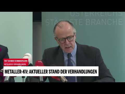 Metaller-KV: Aktueller Stand der Verhandlungen
