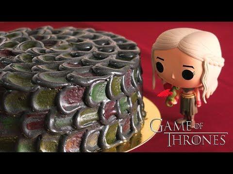 Tarta de Dragón de Juego de Tronos | Game of Thrones
