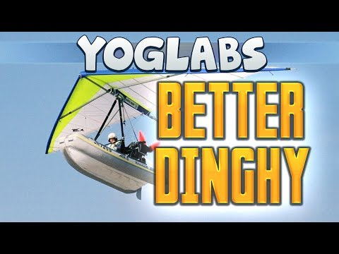 Minecraft Mods - Bigger Dinghy (Metaworlds Mod) - YogLabs