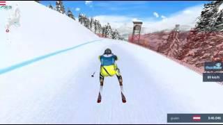 Ski Challenge 16 Kitzbühel Qualifikation+Skieinstellungen