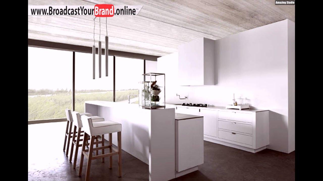wei einrichten wohntrends k che kochinsel youtube. Black Bedroom Furniture Sets. Home Design Ideas