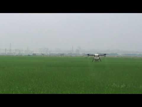 SkyhawkRC X4-10 Agricultural Spraying drone 10kg pesticide spraying UAV
