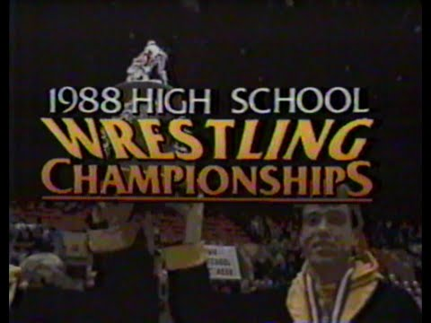 1988 Iowa HS Wrestling Championships