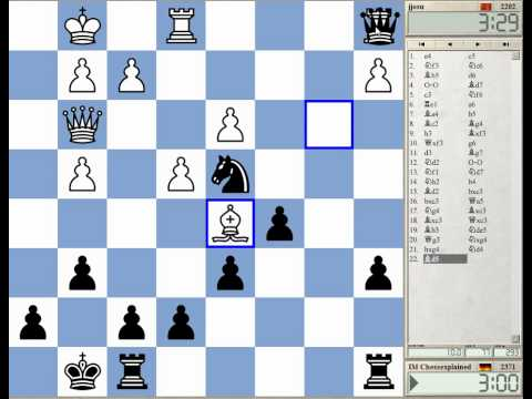 Blitz Chess #610 with Live Comments Sicilian Rossolimo
