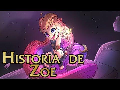 Historia de Zoe el Aspecto del Crepusculo