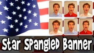 Star Spangled Banner (National Anthem) - Barbershop Choir - Trudbol A Cappella