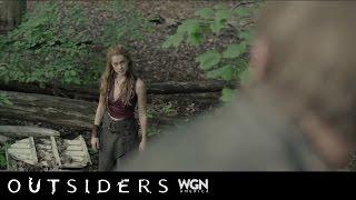 "WGN America's Outsiders episode 104 ""Rubberneck"" trailer"